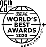 Travel + Leisure Award