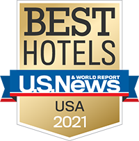 U.S. News & World Report - Best Hotels USA 2021