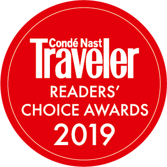 Conde Naste Travler Readers' Choice Award