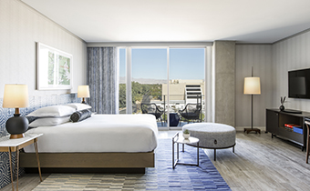 spa-junior-suite-king-bed-tv-rowan-palm-springs